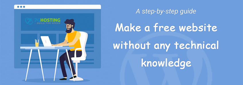 How to Create a Free Website with CMS